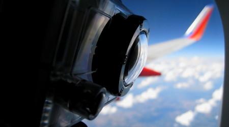 gopro hero2 flying timelapse